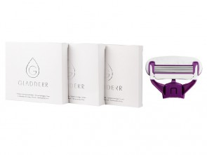 Service Plan Body 12 cartridges Violet/White