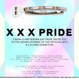 GLADDERR in de X Bank in Amsterdam op zondag 30 juli 2017