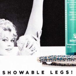 Nouveau: showable legs
